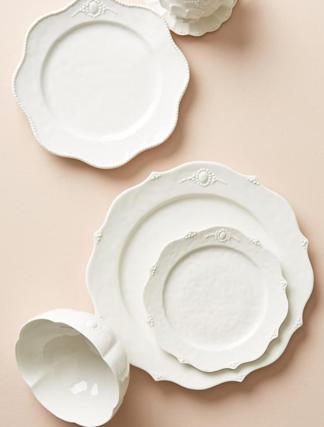 Ville Fleur Dinner Plate